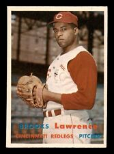 BROOKS LAWRENCE 57 TOPPS 1957 NO 66 NRMINT+ 0295