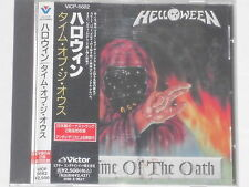 Helloween-the time of the Oath-CD GIAPPONE pressione