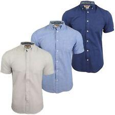 Tokyo Laundry - Camicie casual - 'Wells' - Con colletto - Manica corta - Uomo