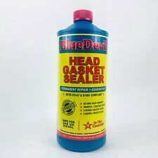 BLUE DEVIL 38386 HEAD GASKET SEALER 32 OZ. PERMANET REPAIR / BD38386