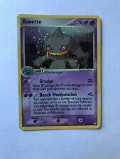 Pokemon BANETTE 4/108 Power Keepers Holo Near Mint Condition