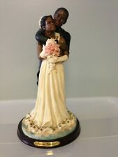 Precious Collection African American Wedding Figurines