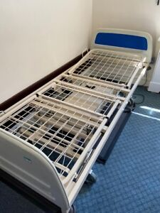 Huntleigh Electric Profiling Hospital Bed Nursing Home Elderly Disability