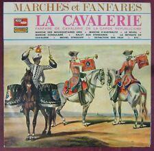 Fanfare de Cavalerie de la Garde Républicaine 33 tours
