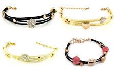 Crystal Alloy Friendship Fashion Bracelets