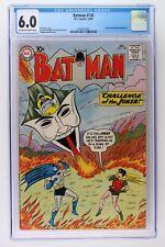 Batman #136 - DC 1960 CGC 6.0 Joker and Bat-Mite Appearance.