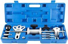 New Listing17 Pcs 9 Way Steel Slide Hammer Axle Bearing Dent Hub Gear Puller Set Us