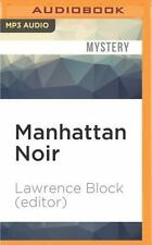 Akashic Noir: Manhattan Noir by Lawrence Block (editor) (2016, MP3 CD,...