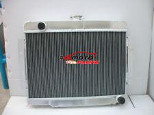 Pour 72-1986, radiateur en aluminium Jeep CJ CJ5 CJ7 V8/Conversion 73 74 75 76