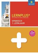 Lernplus Spanisch 1. Lernjahr: Die Lernhilfe fürs Gymnasium  Buch   gebraucht