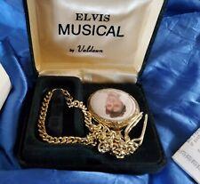 Elvis Pocket Watch Boxed
