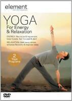 Element - Yoga Per Energia E Rilassamento DVD Nuovo DVD (ABD5311)