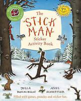 Stick Man Sticker Activity Book by Julia Donaldson (Paperback, 2015)