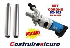"carotatrice manuale/telaio secco umido CX 18 C2 comer 1 1/4""-M16-1/2"" GAS"
