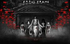 Fatal Frame - Huge Poster  15 x 24 INCH -  ( Fast Shipping )