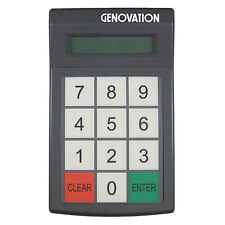 GENOVATION MINITERM 904-RJ NUMBER KEYPAD 12-KEY MEMBRANE