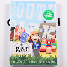 South Park: The Complete Twenty Third Season 23 (Dvd) Box Set Fast Shipping
