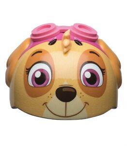Nickelodeon's Sky PAW Patrol Girl Bicycle Helmet, ages 3 - 5 Pink / Pink New