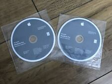 Mac OS X Version 10.6.3 Snow Leopard + Applications Install DVD for Macbook Pro