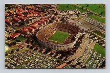 Postcard LA Baton Rouge Louisiana State University LSU Tiger Stadium Y18