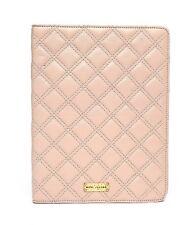 Marc Jacobs Blush Brass Leather Ipad Folder 0124 $595
