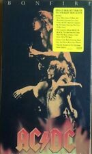 AC / DC  Bonfire 5 CD BOX SET + BOOKLET   NEW - STILL SEALED