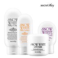 [Secret Key Official] Snow White Cream/Spot Gel/Milky Pack/Lotion/whitening