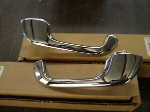 New Repro. 1959 Ford Fairlane Door Handles 500 Sunliner Skyliner Custom Chrome