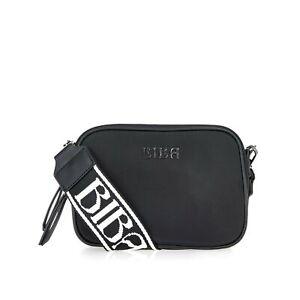 Biba Womens Nylon Cross Body Bag Zip Top