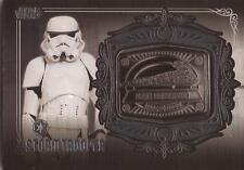 "Star Wars Galactic Files 2 - MD-24 Stormtrooper ""Star Destroyer"" Medallion Card"