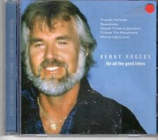 (DX31) Kenny Rogers, For All The Good Times - CD