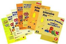 Singapore Primary Math Grade 1A + 1B bundle (8 books) US ED-FREE Expedited SHIP