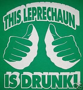 st. patricks patty's irish beer drunk day green leprechaun paddys funny t shirt