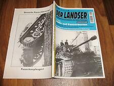 LANDSER   GROSSBAND 1239  -- HÖLLE AUF PANZERKETTEN /Phase der Invasionsschlacht