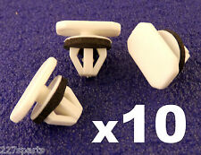 10x Ford Tourneo or Transit Connect Wheel Arch Trim Plastic Clips