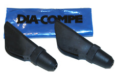 Dia Compe Brake Lever Hoods / Black Rubber Hoods NEW!