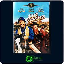 City Slickers (DVD) Comedy Western - Billy Crystal Helen Slater - Region 4