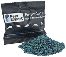 PEST EXPERT FORMULA 'B' RAT KILLER POISON BAIT 10KG (MAXIMUM STRENGTH)