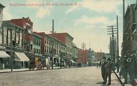 ELIZABETH NJ - Broad Street South from East Grand Street