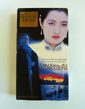 Farewell My Concubine (VHS, 1994) Leslie Cheung Zhang Fengyi Gong Li Ex-Rental