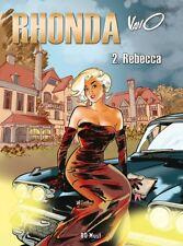 RHONDA #2 HC VZA TT deutsch REBECCA  lim.500 Ex + signed Artprint  VANO  BD MUST