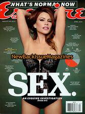 Esquire 4/12,Sofia Vergara,April 2012,NEW