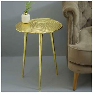 Metallic Bedside Table Nesting Table end Table for Living Room Sofa Side Table
