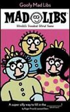 Goofy Mad Libs: World's Greatest Party Game (Paperback or Softback)