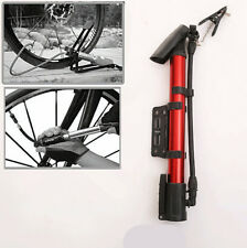Bicycle Tyre Tire Cycling Air Pump Multi-functional Bike Portable Ball