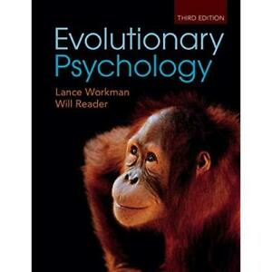 Evolutionary Psychology An Introduction 3e 9781107622739 Cond=LN:NSD SKU:3166070