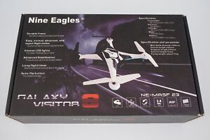 Nine Eagles Galaxy Visitor 8 (Pas De Pile ) Modélisme