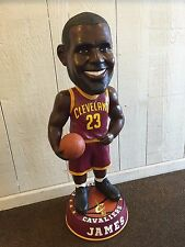 "Lebron James 36"" Bobble Head Limited Edition #3 of 50"