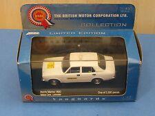 Lledo Vanguards VA06307 1/43 Morris Marina 1800 - Yellow Cars of Leicester