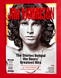 Jim Morrison: MUSIC SPOTLIGHT COLLECTOR'S EDITION MAGAZINE The Doors 2021